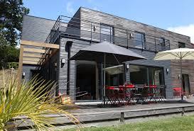 chambres d hotes somme bord de mer les planches en baie de somme maison bois contemporaine à
