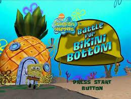 review 3 spongebob squarepants battle for bottom video