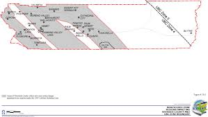 City Of Riverside Zoning Map General Plan Environmental Impact Report Volume I