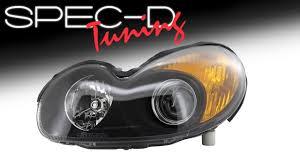 2002 hyundai sonata headlights specdtuning demo 2002 2004 hyundai sonata projector