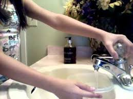 how to make your nails longer by a nail bath youtube