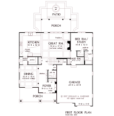 house plan 1455 u2013 now in progress houseplansblog dongardner com