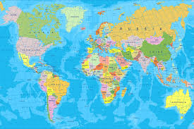 world map political with country names how the aoa plans to enhance worldwide recognition of dos