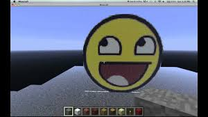 Awesome Face Meme - awesome face epic smiley minecraft pixel art youtube