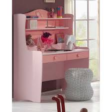 bureau de fille bureau fille avec tiroirs et étagères