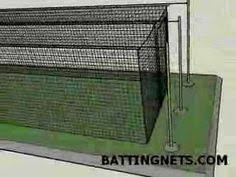 Basement Batting Cage by How Cool Is A Basement Addition Baseball Batting Cage Oh Yeah
