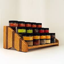 kitchen countertop spice rack spice rack wall mount spice