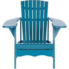 Patio Armchair Safavieh Mopani Outdoor Chair Walmart Com