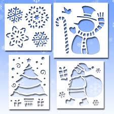 coloring page endearing snow spray stencils stencil