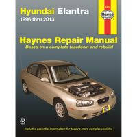 2001 hyundai elantra manual 2001 hyundai elantra repair manual technical book