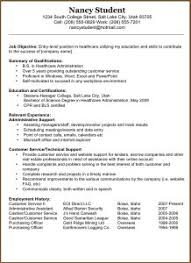 Format Of Best Resume by Examples Of Resumes 81 Mesmerizing What Is A Good Resume The
