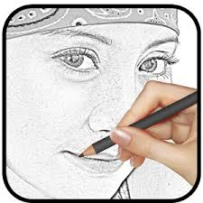 pencil sketch photo android apps on google play