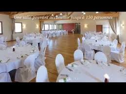 restaurant mariage restaurant m à niderviller vidéo mariage