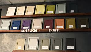 cottage paint lead custom color for fabulous finishes