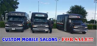 custom mobile salon buses for sale www mrhairart com