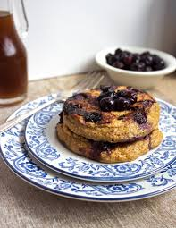 healthy pancake recipe with oats and blueberries food faith fitness