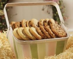 dessert baskets 15 best christmas cookie gift baskets images on