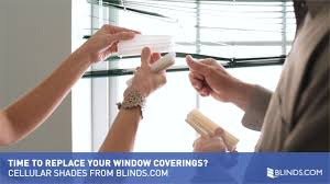 time to replace your window coverings cellular shades from blinds