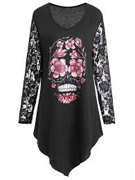 Halloween T Shirts Plus Size Clothing Shoes U0026 Accessories Women U0027s Clothing Find Rosegal