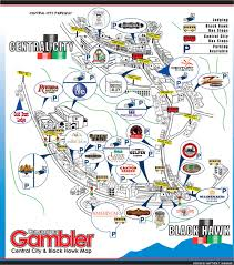 Colorado Map Of Cities by Colorado Gambler Casino Map Colorado Gambler