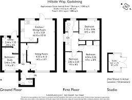 3 bedroom semi detached house for sale in hillside way godalming