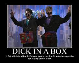 Dick In A Box Meme - dick in a box by viataf on deviantart