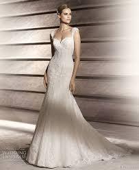 pronovias wedding dresses pronovias patty size 8 wedding dress oncewed