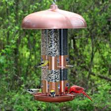 cleaning copper bird feeder u2014 the homy design