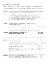 Certification Letter Sle Template Template Resume Examples For Flight Attendant