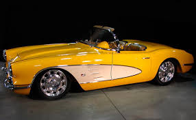 corvette restomods for sale barrett jackson 2011 corvette sales top 10 million at scottsdale