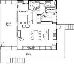 small beach house floor plans home deco plans