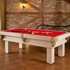 Rustic Pool Table Lights by Rustic Pool Or Snooker Table U2013 Luxury Pool Tables