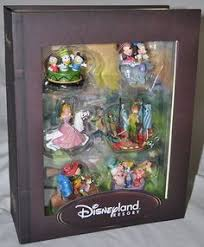 disney winnie the pooh collection storybook ornaments