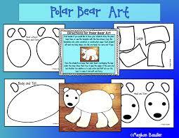 the creative colorful classroom polar bear fun