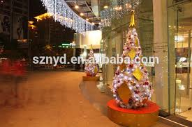 Christmas Decoration For Entrance by Entrance Shopping Mall Decoration Christmas Decoration View Mall