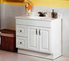 Bathroom Furniture Vanity Cabinets Small Bathroom Vanity Cabinet And Sink White Pe1612w New