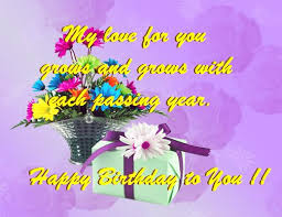 birthday messages for husband from 365greetings com