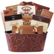 Wine And Chocolate Gift Baskets Chocolate Gift Basket Delivery Montreal The Sweet Basket Company