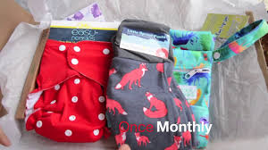 Monthly Clothing Subscription Boxes Easy Peasies Subscription Box Canada Cloth Diapers U0026 More Youtube