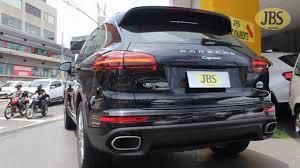 Porsche Cayenne 4x4 - jbs veículos porsche cayenne 3 4 4x4 2017 vendido youtube