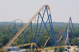 How Many Rides Does Six Flags Have Six Flags Great Adventure Theme Parks And Travels