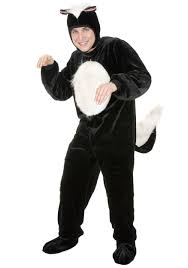 Halloween Animal Costumes by Skunk Costume Mens Animal Costume Ideas