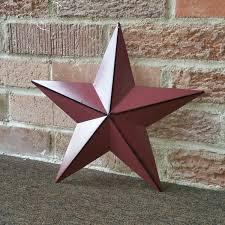 Home Decor Stars 3 Set 12