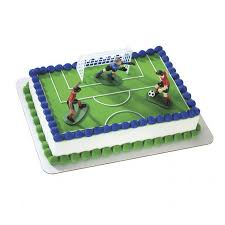 football cake toppers football cake decorations cakesupplyshop 14piece football party