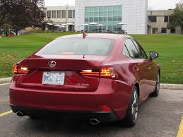 red lexus is 350 2014 lexus is350 f sport rwd photo gallery cars photos test