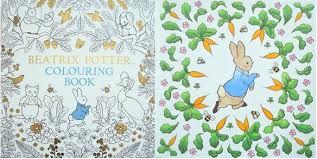 beatrix potter colouring book u2013 review colouring midst