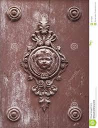 antique door ornament royalty free stock photos image 26742818