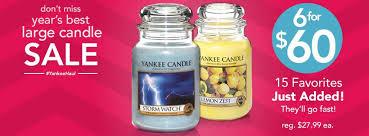 yankee candle home