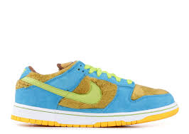 Jual Nike Baby Shoes dunk low premium sb three bears nike 313170 731 light umber