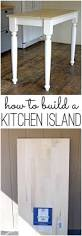 Build Your Own Kitchen Island Easy Kitchen Island Projects For You To Diy U2022 Diy Home Decor
